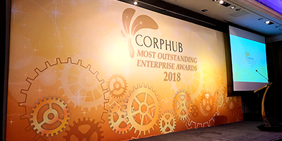 Corphub Most Outstanding Enterprise Awards 2018