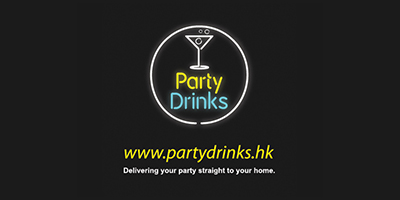 Party Drinks Logo